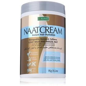 NUNAAT Crème capillaire GOAT MILK & BRAZIL NUT 1kg
