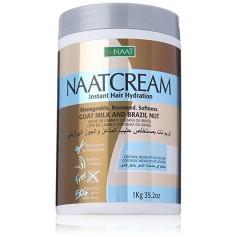 Hair cream GOAT MILK & BRAZIL NUT 1kg