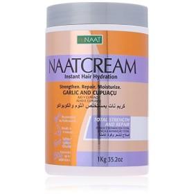 NUNAAT Crème capillaire AIL & CUPUAÇU 1kg