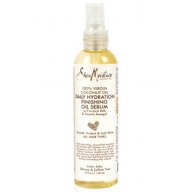 SHEA MOISTURE Hair Serum 100% VIRGIN COCONUT OIL 118ml