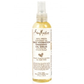 SHEA MOISTURE Sérum capillaire 100% VIRGIN COCONUT OIL 118ml