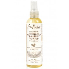 Sérum capillaire 100% VIRGIN COCONUT OIL 118ml (Finishing Oil Serum)