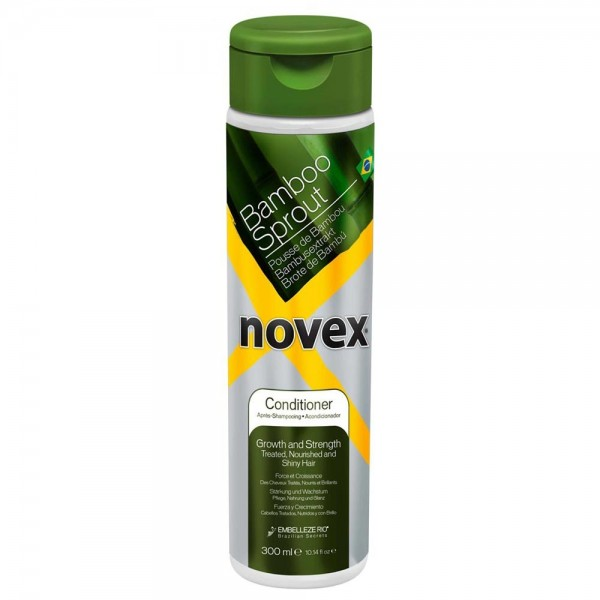 NOVEX Conditionneur POUSSE DE BAMBOO 300ml (BAMBOO SPROUT)