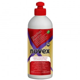 NOVEX Leave-in BRAZILIAN KERATIN 300g