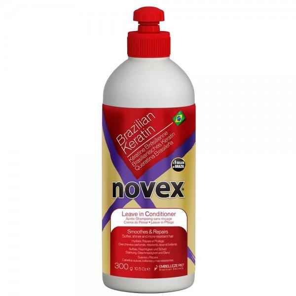 NOVEX Leave-in BRAZILIAN KERATIN 300g
