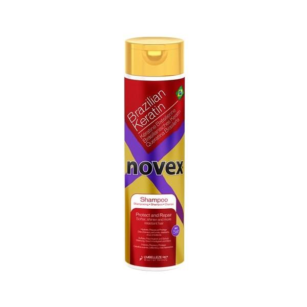 NOVEX Shampooing BRAZILIAN KERATIN 300ml
