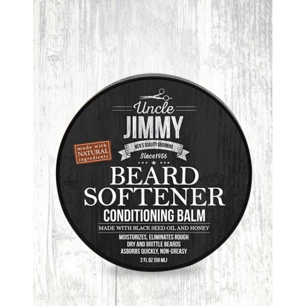 UNCLE JIMMY Baume hydratant pour barbe 59ml