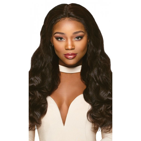 OUTRE closure 360° NATURAL BODY (Silk Lace Front)