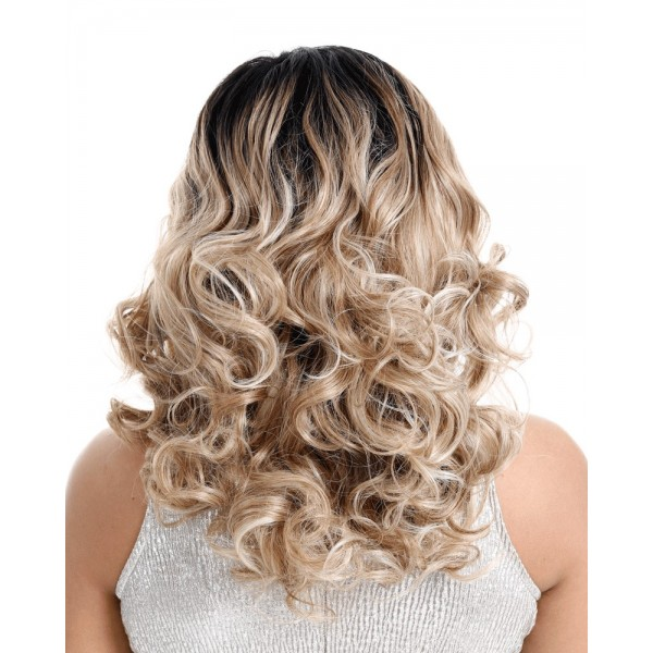 SENSAS perruque DIVINE CURL (Custom Lace)