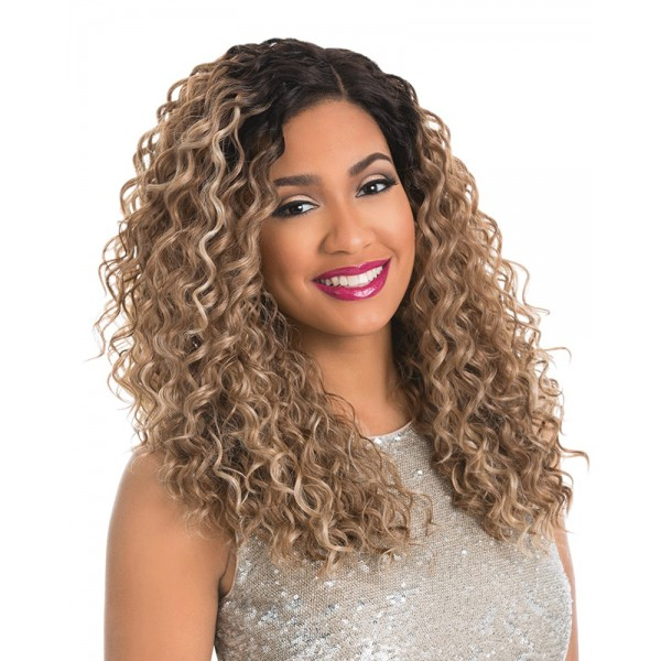 SENSAS perruque BLISS CURL (Custom, Lace)