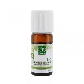 BOUTIQUE NATURE Organic LEMON JAVA essential oil 10ml