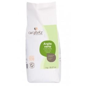 ARGILETZ Argile verte concassée 1kg