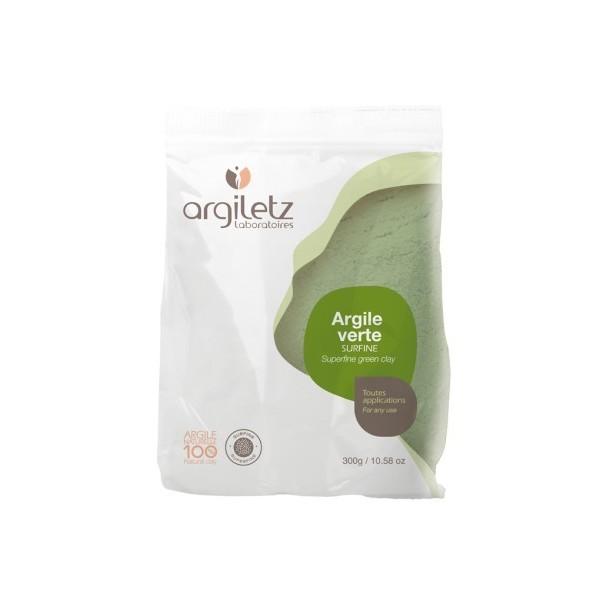 ARGILETZ Argile verte SURFINE 100% NATURELLE 300g