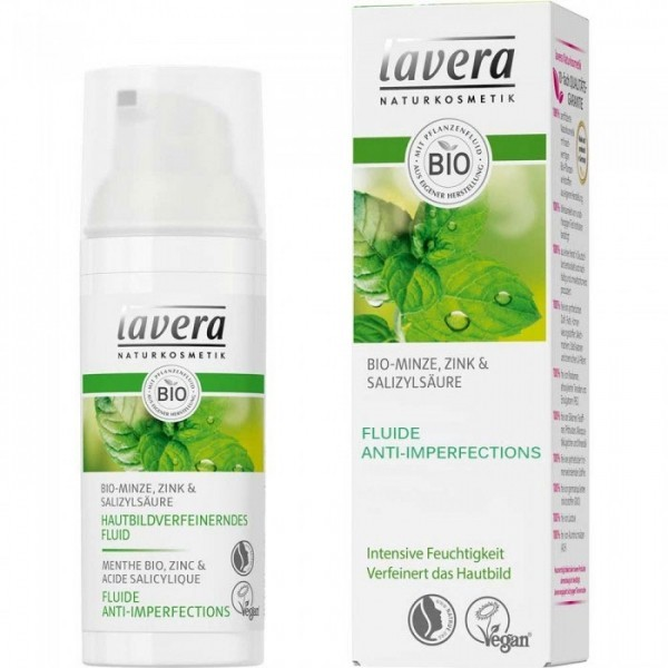 LAVERA Fluide anti-imperfections BIO 50ml