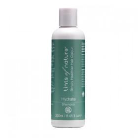 TINTS OF NATURE Shampooing pour cheveux colorés BIO 250ml