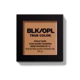 BLACK OPAL Cream foundation mineral powder matte TRUE COLOR 8.5g