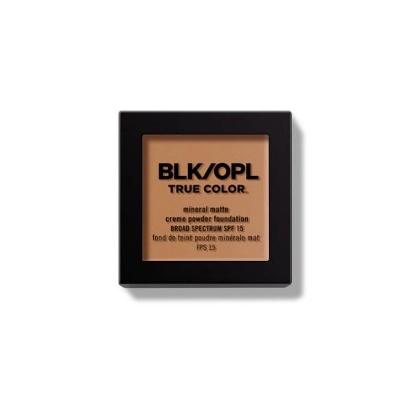 BLACK OPAL Fond de teint crème poudre minérale mat TRUE COLOR 8.5g