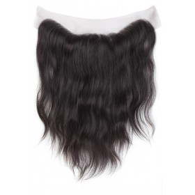 VIVICA FOX closure brésilienne FTBN14 (Ear to Ear) 14""