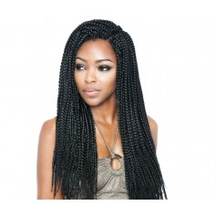 "MANE natte BOX BRAID MEDIUM 18"" (Loop)"