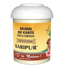 MISS ANTILLES Beurre de Karité KARIPUR 125ml