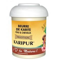 Beurre de Karité KARIPUR 125ml