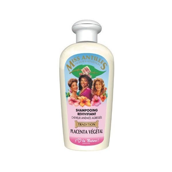MISS ANTILLES Shampooing au Placenta Végétal 250ml