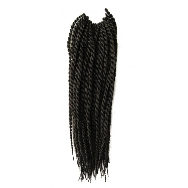"BOBBI BOSS natte SENEGAL TWIST 12"" (Loop)"