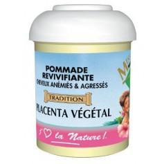 Pommade capillaire au Placenta végétal 125ml
