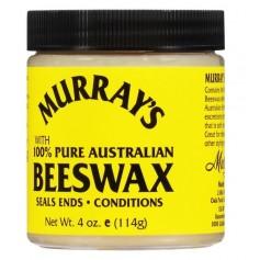 Brillantine cire d'abeille 100% AUTRALIENNE 114g (BEESWAX)