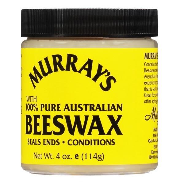 MURRAY'S Cire d'abeille 100% AUTRALIENNE 114g (BEESWAX)