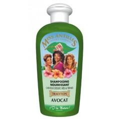 MISS ANTILLES Nourishing shampoo with AVOCADO 250ml