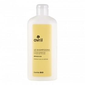 AVRIL Shampooing cheveux secs et abîmés ARGAN & RICIN BIO 250ml