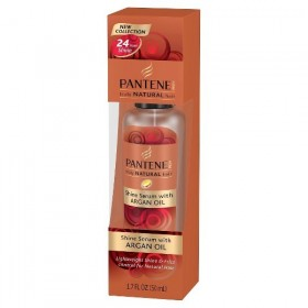 PANTENE Sérum capillaire brillance ARGAN OIL 50ml