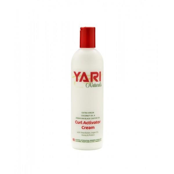 YARI Crème activatrice de boucles RICIN NOIR et COCO (Curl Activator)