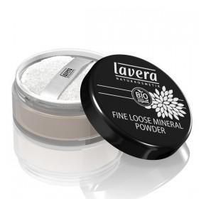 LAVERA Organic Transparent Mineral Powder 8g