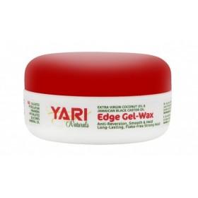 YARI Gel RICIN NOIR et COCO 120ml (Edge Gel-Wax)