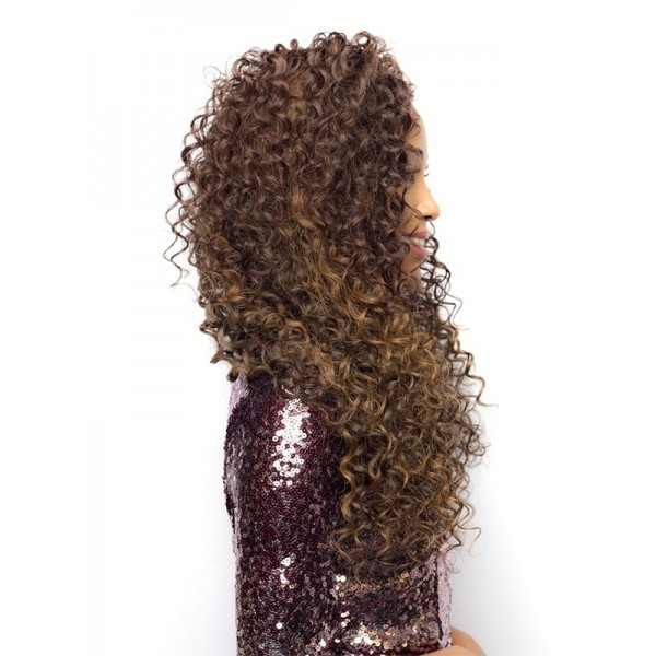 "EVER CHOCOLATE tissage PERSIAN WAVE 4pcs 16"",18"",20"""