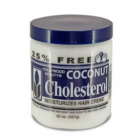 HOLLYWOOD BEAUTY Après-shampooing COCO & CHOLESTEROL 567g