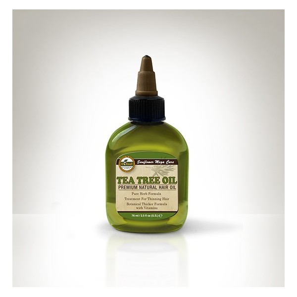 SUNFLOWER Huile d'ARBRE à THÉ 75ml (Tea Tree)