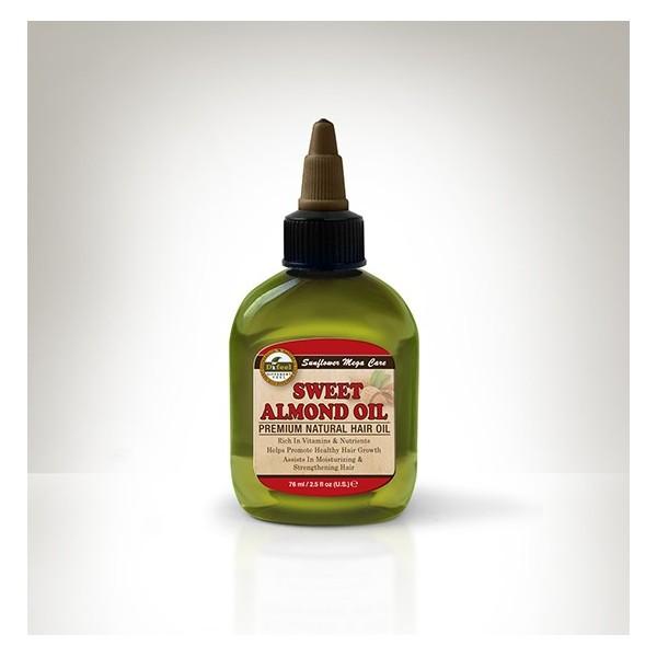 DIFEEL Huile d'AMANDE DOUCE 75ml (Sweet Almond Oil)