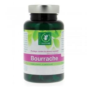 BOUTIQUE NATURE Complément alimentaire contre le stress oxydatif BOURRACHE 90 capsules