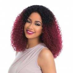 SENSAS perruque KINKY CURL (Custom Lace)
