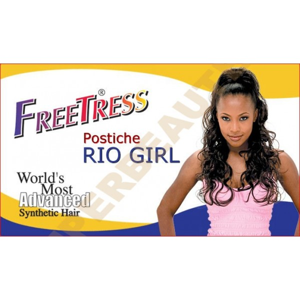 Freetress postiche RIO GIRL