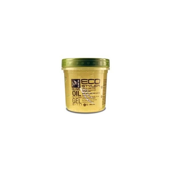 ECO STYLER Olive Oil Fixing Gel 236ml