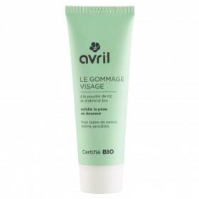 APRIL Facial scrub ORGANIC RICE POWDER 50ml