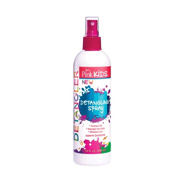 LUSTER'S PINK KIDS Spray démélant 355ml
