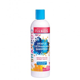 LUSTER'S PINK KIDS Shampooing doux démêlant 355ml (Gentle Detangling)