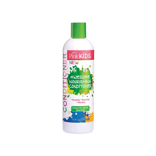 LUSTER'S PINK KIDS Après-shampooing revitalisant 355ml (Awesome Nourishing)