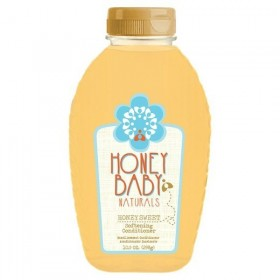 HONEY BABY NATURALS Après-shampooing MIEL & PROTÉINE DE LAIT 333ml (Honey Sweet)