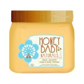 HONEY BABY NATURALS Beurre pour CORPS & VISAGE 298g (Bee Sweet)